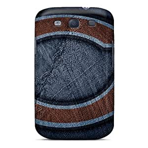 Top Quality Cases Covers For Galaxy S3 Cases With Nice Chicago Bears Appearance