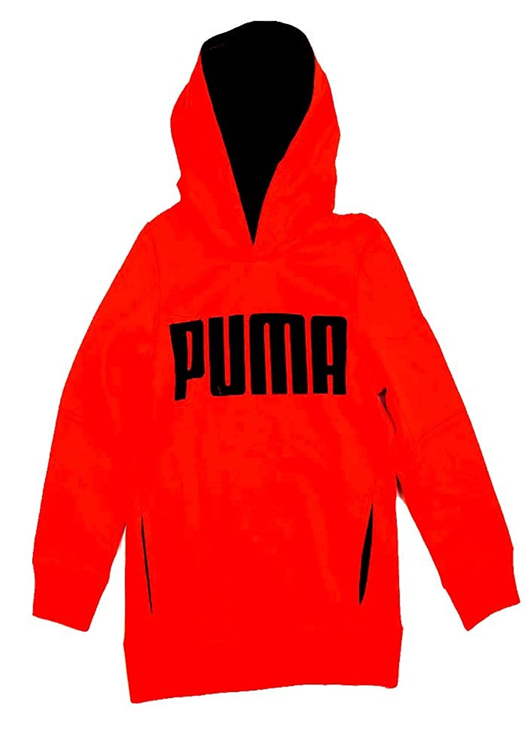 puma- Pullover Red Boys for cheap