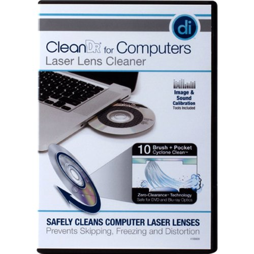 Digital Innovations CleanDr for Computers Laser Lens Cleaner - Fashion In Trends 2012