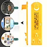 quick picture frame - Picture Hanging Tools, Picture Hanger Vertical and Horizontal Levels Frame Hanging Tool, Picture Ruler, Easy Frame Tool for Marking Position and Measuring the Suspension and Horizontal Wall of Roof