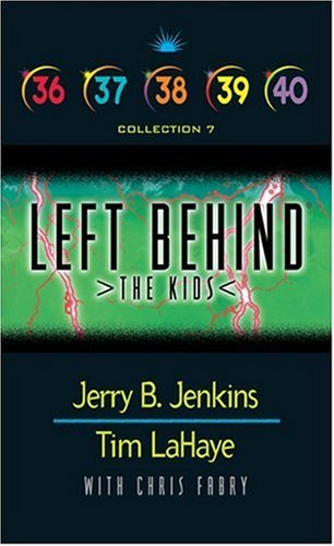 Left Behind: The Kids Books 36-40 Boxed Set by Jerry B. Jenkins (2004-10-04)
