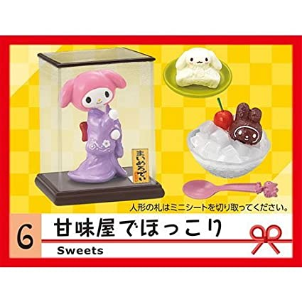 Fresh Seafood Sanrio Hello Kitty Recommended Goods Rement Doll Furniture