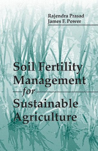 Soil Fertility Management for Sustainable Agriculture by James F. Power (1997-06-30)