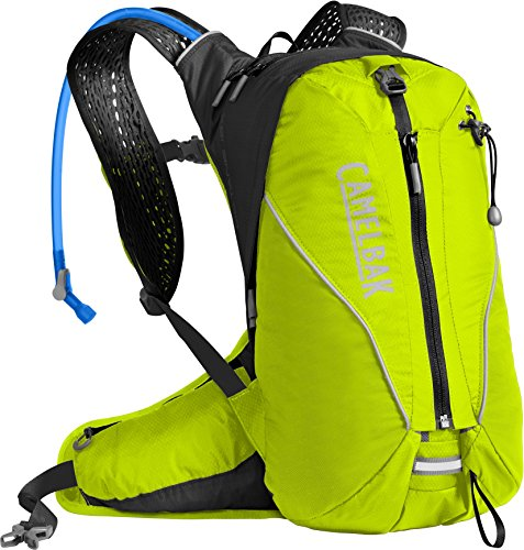 CamelBak Octane 16X Crux Reservoir Hydration Pack, Lime Punch/Black, 3 L/100 oz