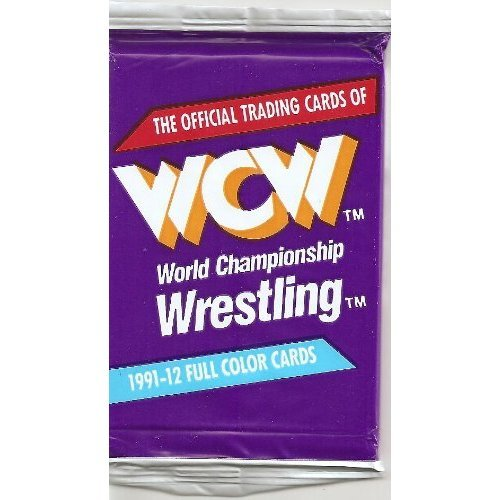 WCW 1991 Wrestling Trading Cards