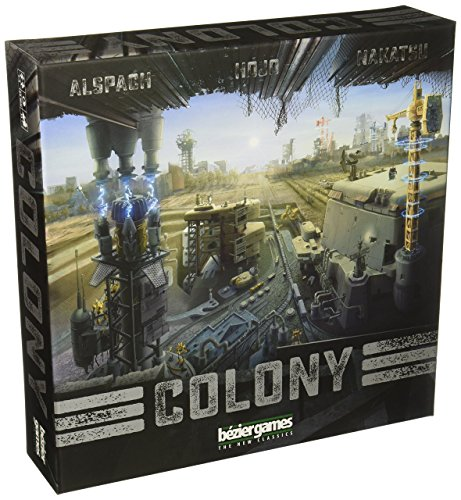 Colony Game Board Game