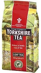 Taylors of Harrogate Yorkshire Red Leaf Tea, 250 gm 8.8 Oz