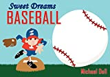 Sweet Dreams Baseball (Children Picture Books) : Why we love Baseball
