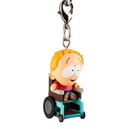 Amazon.com: Timmy – South Park tirador de cierre/llavero ...