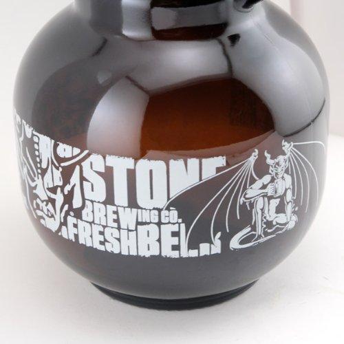 Stone Brewing Co. Swing Top 2 Liter Beer Growler