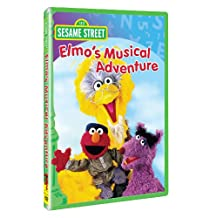 Elmo's Musical Adventure: The Story of Peter and the Wolf