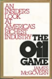 The Oil Game, James McGovern, 0670521345