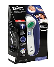 Braun NTF3000US Braun No Touch Plus Forehead Thermometer