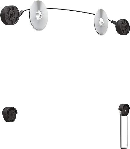 TooQ LED1055F-B - Soporte ultra delgado de pared para monitor/TV/LED de 32