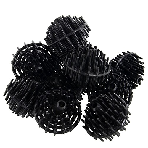 - Seapora 4499 3000 Piece Bio Balls Bulk Aquarium Filter Accessory
