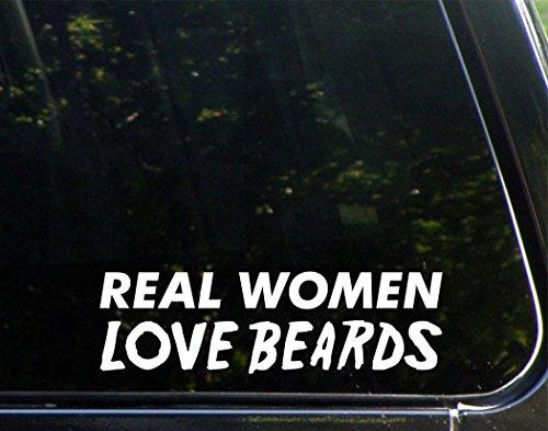 Real Women Love Beards (8-3/4