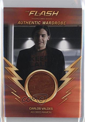 cisco-ramon-carlos-valdes-trading-card-2016-cryptozoic-the-flash-season-1-wardrobe-materials-m15