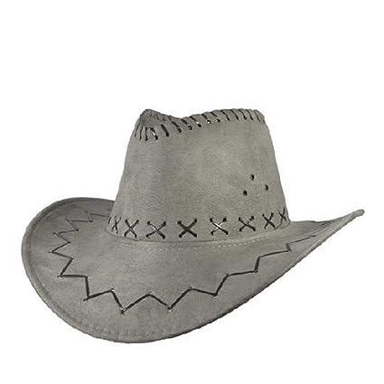 Women's Elegant Popular Cowboy Hats Summer Jazz Cow Knight