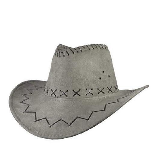 Sombreros de fieltro Gorras y sombreros Hombres Jazz Vaca ...