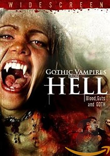 Gothic Vampires From Hell Gina DeVettori Rob Walker Fred Taulbee Ford Austin