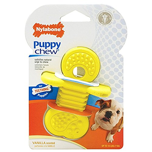 Interpet Limited Nylabone Rhino Puppy Teether (Assorted Colors) (Small) (Assorted)