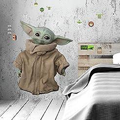 RoomMates Star Wars The Mandalorian: The...