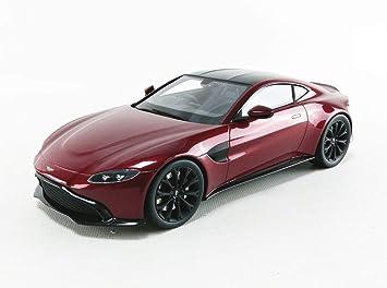 Top Speed Ts0184 Miniaturauto Aus Der Kollektion Rot Amazon De Spielzeug
