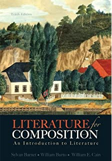 Amazon rules for writers with writing about literature tabbed literature for composition an introduction to literature 10th edition fandeluxe Choice Image