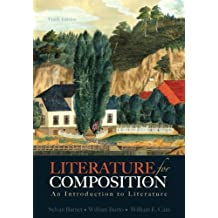 Amazon william e burto books literature for composition an introduction to literature 10th edition fandeluxe Images