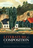 Literature for Composition, Sylvan Barnet and William E. Cain, 0321829174