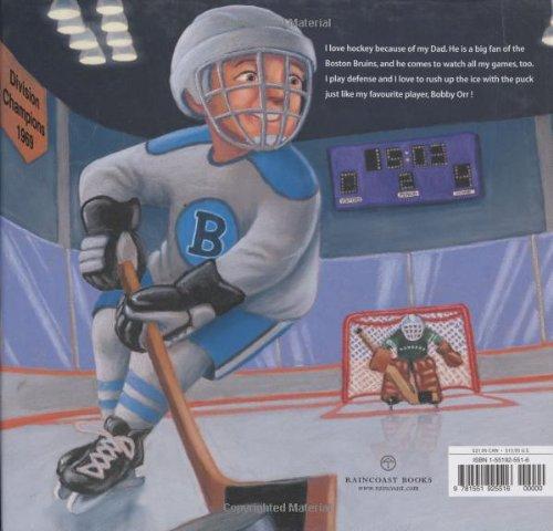 Number Four, Bobby Orr! (Hockey Heroes Series)
