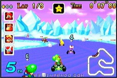 Mario Kart: Super Circuit by Nintendo (Image #3)