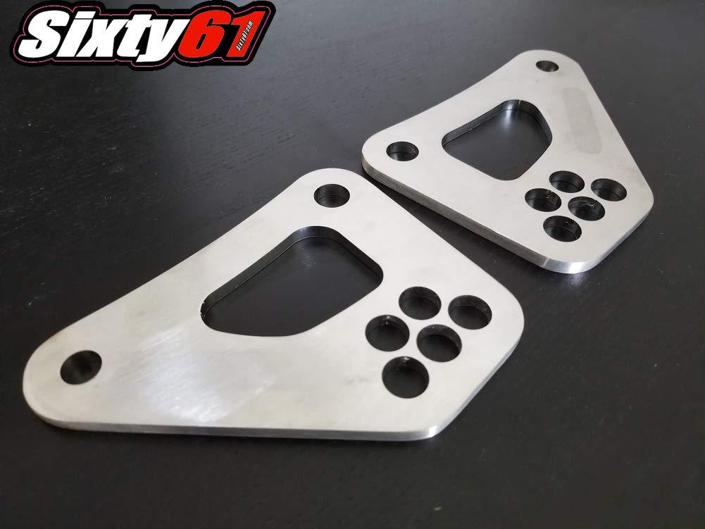 Sixty61 Lowering Link for Suzuki GSXR 1000 2011-2017 Adjustable Aluminum Kit GSXR1000