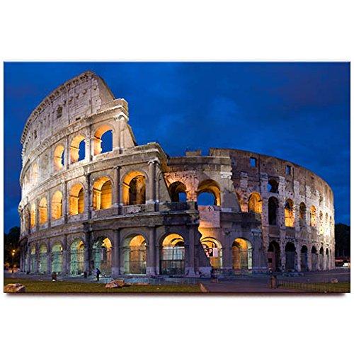 Colosseum fridge magnet 3