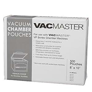 Amazon.com: VacMaster bolsas selladas al vacío, 500 ...
