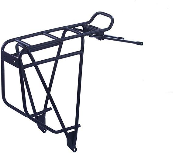 CYzpf Bicicleta Portaequipajes Montaña Trasero Carrier Aleación de ...