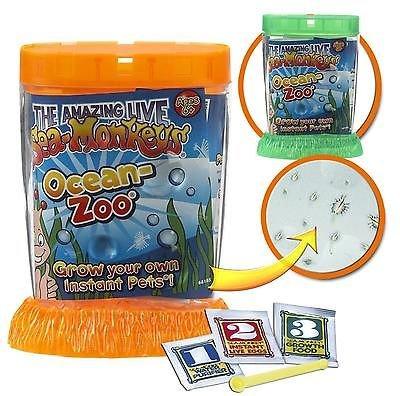 - Sea-Monkeys Ocean Zoo Blister