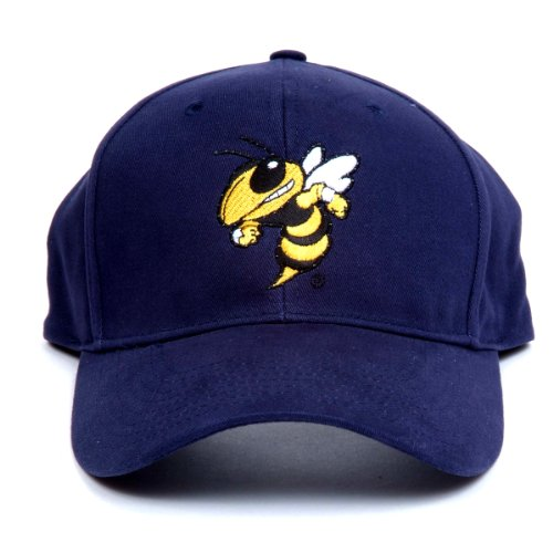 NCAA Georgia Tech LED Light-Up Logo Adjustable Hat