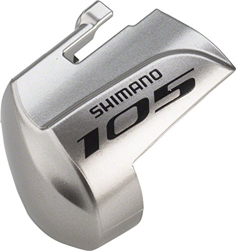 Shimano 105 ST 5800 Left Hand Nameplate and Fixing Screws (Sti Shifters 105 Shimano)