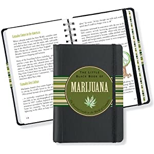 Little Black Book of Marijuana: The Essential Guid...