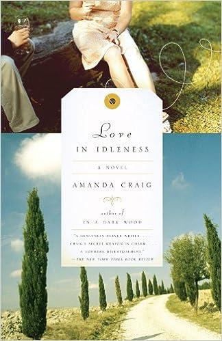 Book Love In Idleness