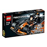LEGO Technic 42026: Black Champion Racer