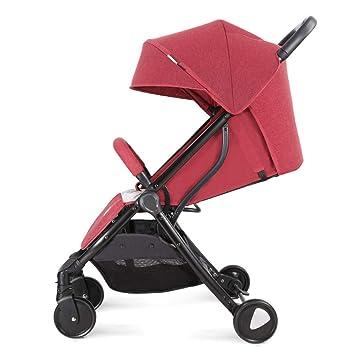El carrito ultra ligero puede sentarse reclinado paraguas ...
