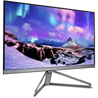 "Philips 275C7QJSB 27"" Class IPS Ultra Slim LED Monitor, 1920x1080, 250cd/m2, 7ms, VGA, DisplayPort, HDMI"