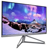"Philips 275C7QJSB 27"" Class IPS Ultra Slim LED Monitor, 1920x1080,..."