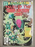 Tales of the Green Lantern Corps, Annual, No. 2, 1986 First Appearance of Sodam Yat