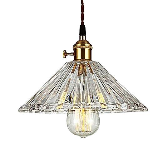 Amazon.com: jinguo iluminación Industrial colgante luces ...