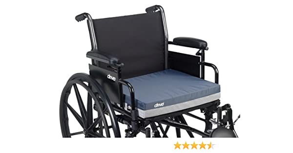 Drive Medical - Cojín para silla de ruedas: Amazon.es: Salud y cuidado personal
