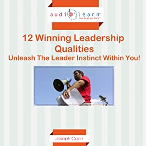 12 Winning Leadership Qualities Hörbuch