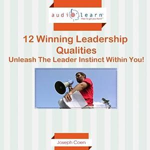 12 Winning Leadership Qualities Audiobook